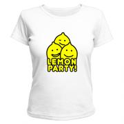 Футболка Лимонная пати