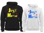 Кенгурушки для молодоженов Just married