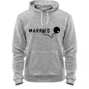 Кофта с капюшоном Married