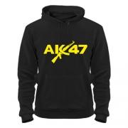Толстовка АК-47 желтый