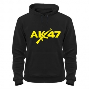 Капюшонка АК-47 желтый принт