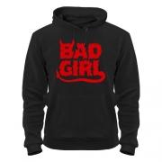 Толстовка Bad girl 2