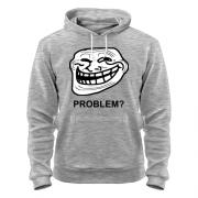 Толстовка Trollface. Problem