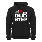 Пайта с капюшеном Dubstep love