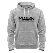 Толстовка Marilyn Manson