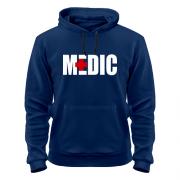 Балахон с капюшеном MEDIC