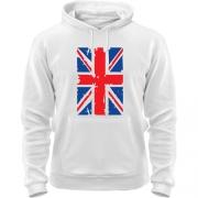 Пайта с Британским флагом