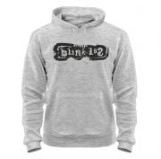 Кофта с капюшеном Blink 182