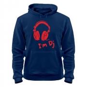 Толстовка Im DJ