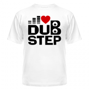 Футболка Love Dubstep
