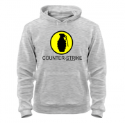 Толстовка Counter Strike с гранатой