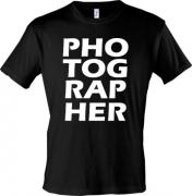 футболка Photographer2
