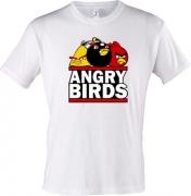 Майка с птицами ANGRY BIRDS (3 bird)