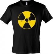 Майка Знак Радиоактивность