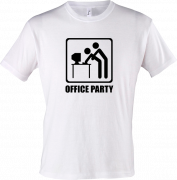 Футболка Office Party