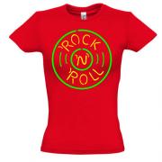 Футболка neon rock-n-roll