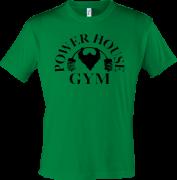 Мужская футболка Power House Gym