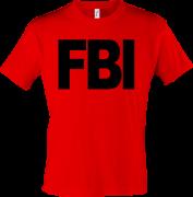 Мужская Майка FBI