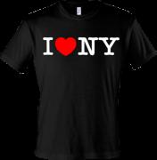 Футболка Я люблю Нью-йорк