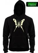 Капюшенка Бабочка (Glow)