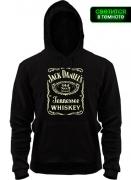 Толстовка Jack Daniels (Glow)