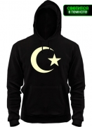 Капюшенка Musulmanin (Glow)