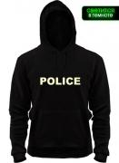 Толстовки Police (glow)