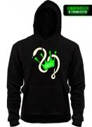 Кенгурушка Король Года змеи 2013 (glow)