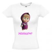 Футболка Маша - Problem