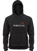 Кофта с капюшеном Сборная Португалии