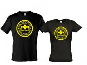 Парные футболки Street Workout (Здоровое поколение)