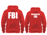 Парные толстовки FBI - Охраняется FBI