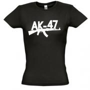 Футболка АК-47 (размер M)