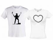 Комплект футболок Меткий Ковбой