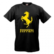 Футболка Ferrari (распр)