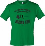 "Футболка ""Boxing gym"""