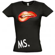 Женская футболка Мисс