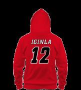 Толстовка Iginla 12