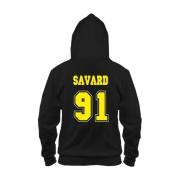 Кофта с капюшоном SAVARD 91