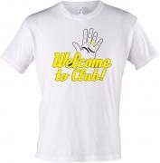 Футболка Welcome to club