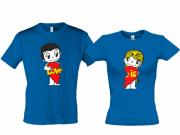 Комплект футболок Love is. Муж L, Жен L (распр)