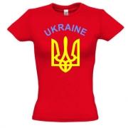 Футболка Ukraine герб