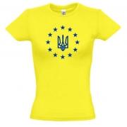 Футболка Евросоюз