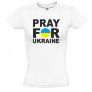 Футболка Pray for Ukraine