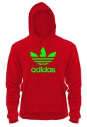 Кенгурушка Adidas (лого)