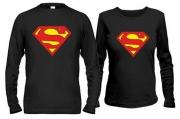 Парные кофты Superman