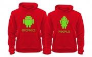 Балахоны для влюбленных Android People