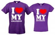 Парные футболки I-love-my-boyfriend---girlf