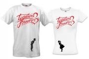 Парные футболки Forever-together