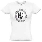 Футболка с гербом УНР